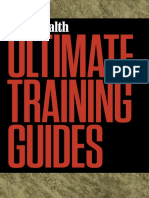 Mens Health Ultimate Training Guides