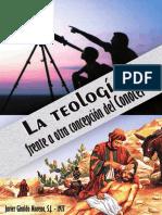 JAvier Giraldo Libro La TEOLOGIA Frente a Otra Concepcion Del Conocer