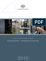 Counter-terrorism White Paper