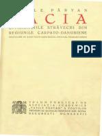 Pîrvan Vasile - Dacia. Civilizaţiile Străvechi Din Regiunile Carpato-danubiene
