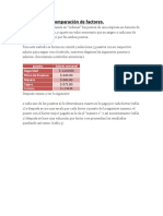 Metodo de Comparacion de Factores 2