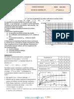 Devoir de Contrôle N°1 Lycée pilote - Sciences physiques - Bac Math (2014-2015) Mr MOHSEN BEN LAMINE (1).pdf