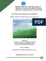 Calidad de Agua Agricola (Autoguardado) Trabajooo en Grupo