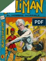 Kaliman - Profanadores de Tumbas #0002