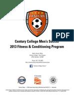 Mens Soccer Fitness
