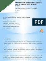 ATPS Aspectos Historicos Textuais Da Lingua_Portu