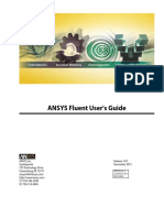ANSYS Fluent Users Guide