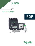 Manual Comunicacin Modbus Para Compact Nsx TRV00210