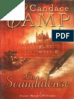 La Scandaleuse - Candace Camp