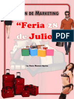 Plan de Mkt Feria 28 de Julio