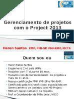Curso MS-Project 2013