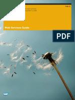 Web Services Guide - SAP HCI