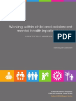 Working Within Child and Adolescent Mental Health in Pat