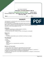 Ficha de Trabalho CEF - 2