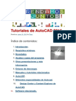 Tutorial Autocad2015
