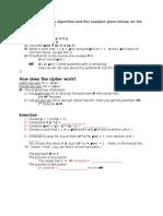 Assignment 11 -- RSA (1)