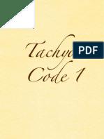 Tachyon Code 1 Extr