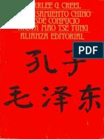 Pensamiento Chino Desde Confucio
