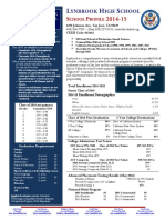 LHS School Profile 2014-15