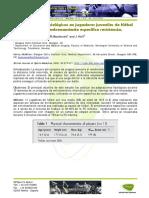 Adaptaciones Fisiologicas en Jugadores Juveniles de Futbol Mediante Entrenamiento Especifico de Resistencia de Helgerud y Col.