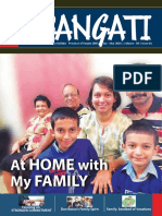 Sangati Jan - March 16. Magazine of the Salesians in Goa.