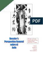 Dossier 1. Perspectiva General Sobre El Judo