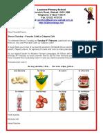 La Crêperie Café Newsletter