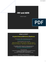 HIV and AIDS Lecture