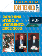 Settore Tecnico 2004