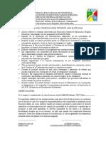 Funciones Del Coordinador Interno Anímate-Pam
