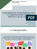 Comunicacion Global Efectiva
