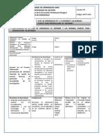 GFPI-F-019 2 Vr2. El Informe
