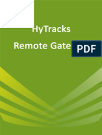 HyTracks Manual Remote Gateway 1.5