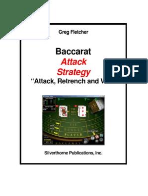 Baccarat Attack Strategy   Gambling   Gaming