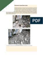 La Destrucción Del Patrimonio Arqueológico Sigue