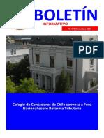 Boletín Diciembre 2015