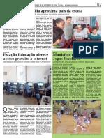 Diário Oficial M. Mirim – Educação e Esporte - Setembro/2014