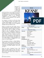 Keane - Wikipedia, La Enciclopedia Libre