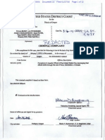 Criminal complaint against Ammon Bundy and other armed protesters