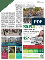 Diário Oficial – Agita Criança - Outubro/2014