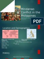 Moro Conflict in Philippines