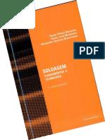 Soldagem Fundamentos e Tecnologia Villani Modenese Bracarense 3a Ed - PDF