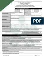 Proyecto Formativo  495685