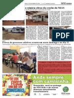 Diário Oficial – Construção de creche na zona Leste - Fev/2015