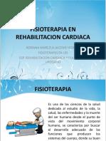 Rehailitacion Cardiaca
