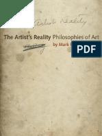 Rothko - Artist's Reality