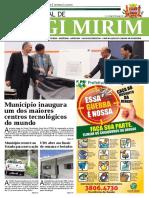 Diário Oficial – Inaug. Data Center Itaú - Março/2015
