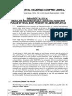 Pnb Royal Mediclaim Prospects New