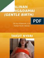 Gentle Birth
