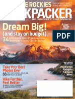 Backpacker (March 2010)